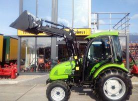 Tuber Traktor TPS
