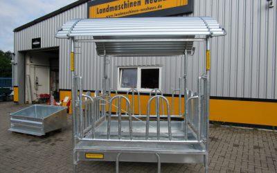 Jetzt Neu : Hof, Stall und Weidetechnik zu Einführungspreisen