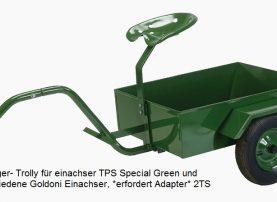 Anhänger Trolly Tps Special Green