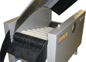 Bürstmaschine für Kartoffeln