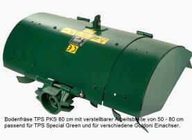 Bodenfräse TPS PKS 80 cm