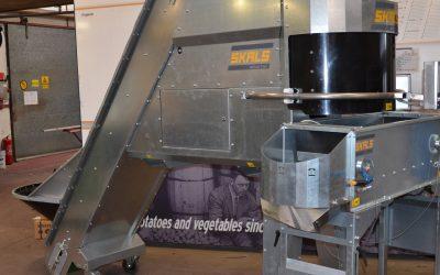 Skals Absackwaage AMV1…schonendes Abpacken mit Highspeed Technik
