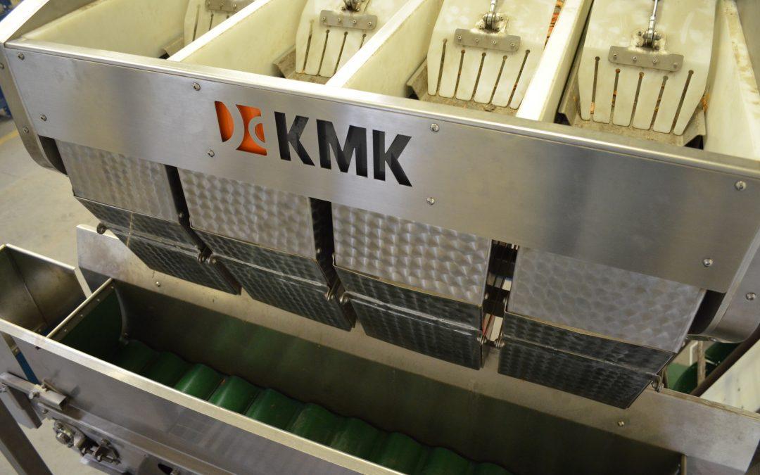 KMK stellt neue Teilmengenwaage Modell WK04 vor