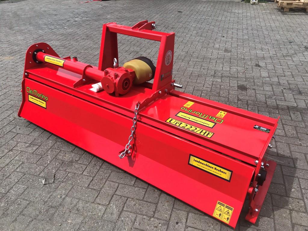 Bodenfräse, Fräse Del Morino Modell URT Heavy 222