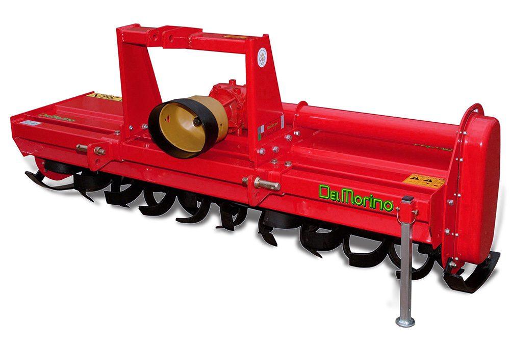 Bodenfräse, Fräse Del Morino Modell URT Heavy 204