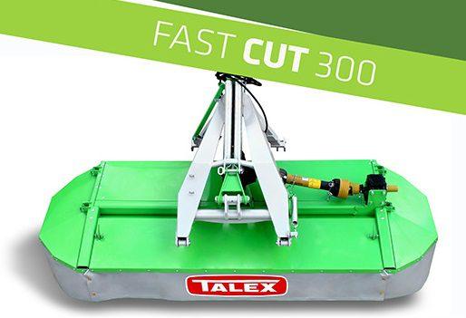 Frontmähwerk Fastcut 300