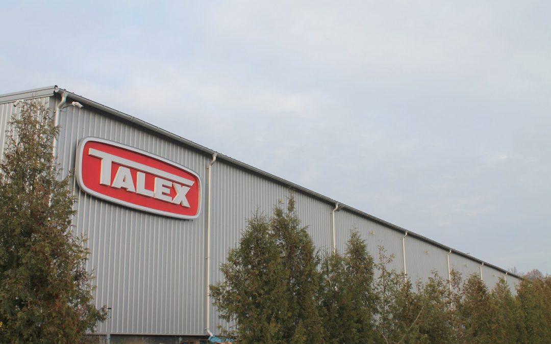 Talex startet mit neuer Produktionsstätte ins Jahr 2016