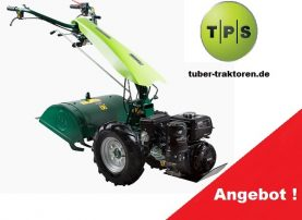 Einachser 7 PS TPS Greeny Mini