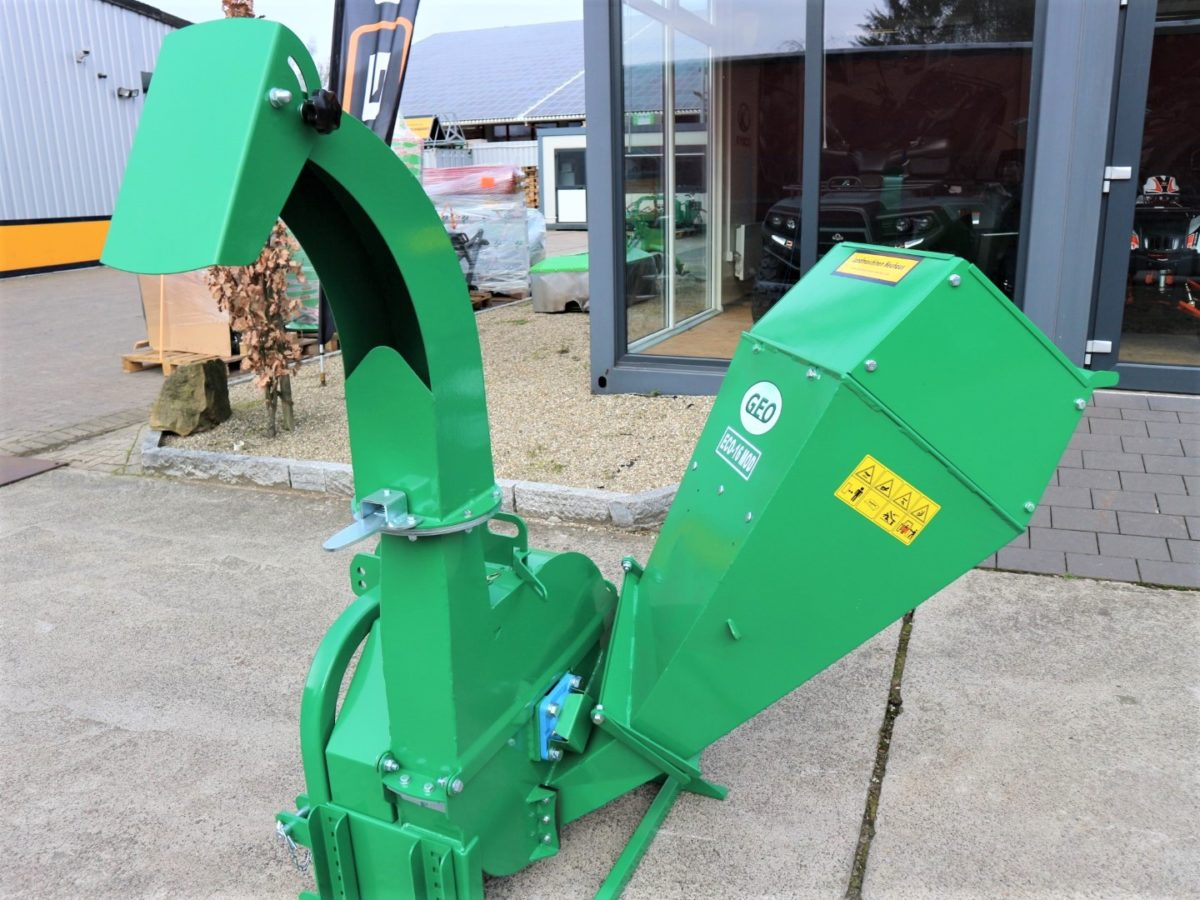 Holzhäcksler Modell GEO ECO 16