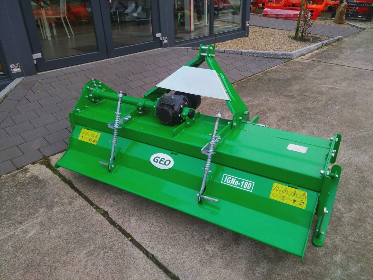 Bodenfräse Modell GEO IGN 125