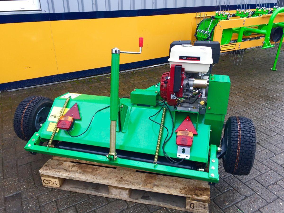 Schlegelmulcher GEO ATV 120 -Quadanbau, mit Beleuchtungsanlage-