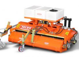 Kehrmaschine Wassertank