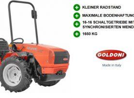 Kleintraktor Cluster 70 RS