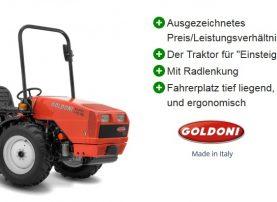 Kleintraktor Goldoni Euro 40