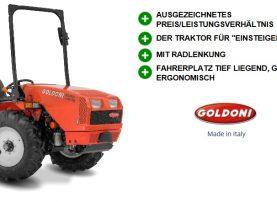 Kleintraktor Goldoni Euro 45 RS