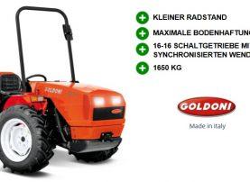 Kleintraktor Goldoni Maxter