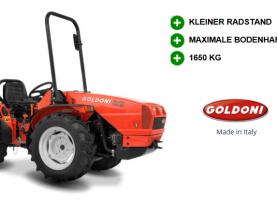 Kleintraktor Goldoni Maxter 60 SN