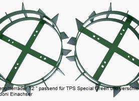 TPS Eisengitterräder 12