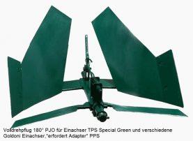 Volldrehpflug PJO Einachser TPS Special Green