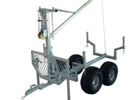 Rückewagen ATV
