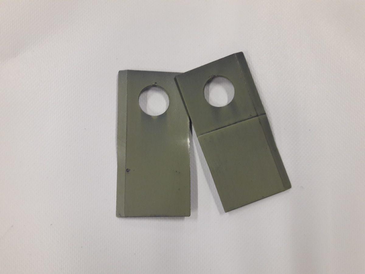 Messer-Paar für Scheibenmähwerk Opticut