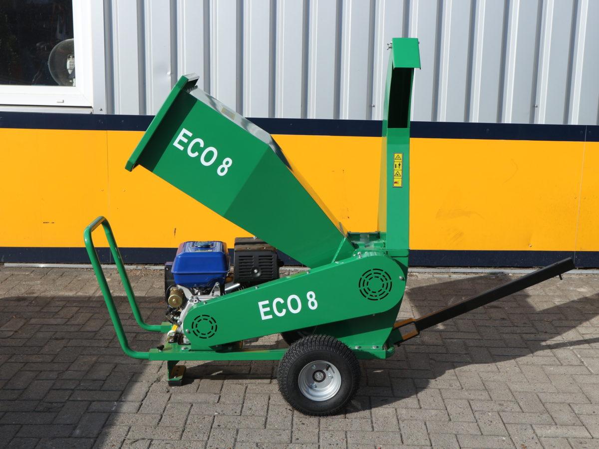 Holzhäcksler Modell GEO ECO 8