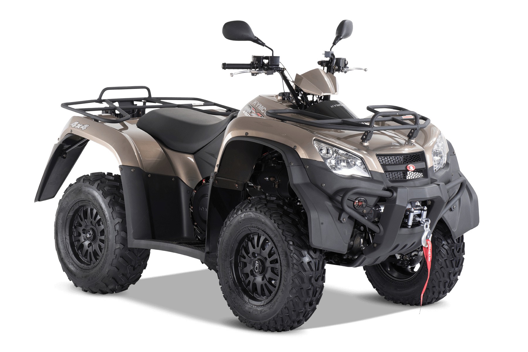 atv quad kymco mxu 450i 4x4 30 ps 443 ccm lof zulassung. Black Bedroom Furniture Sets. Home Design Ideas