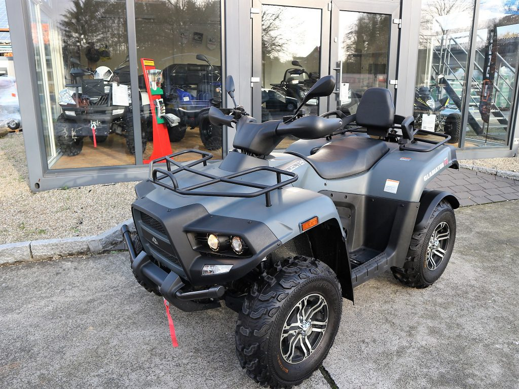 atv quad herkules gladiator 525 ccm 41 ps allrad lof. Black Bedroom Furniture Sets. Home Design Ideas