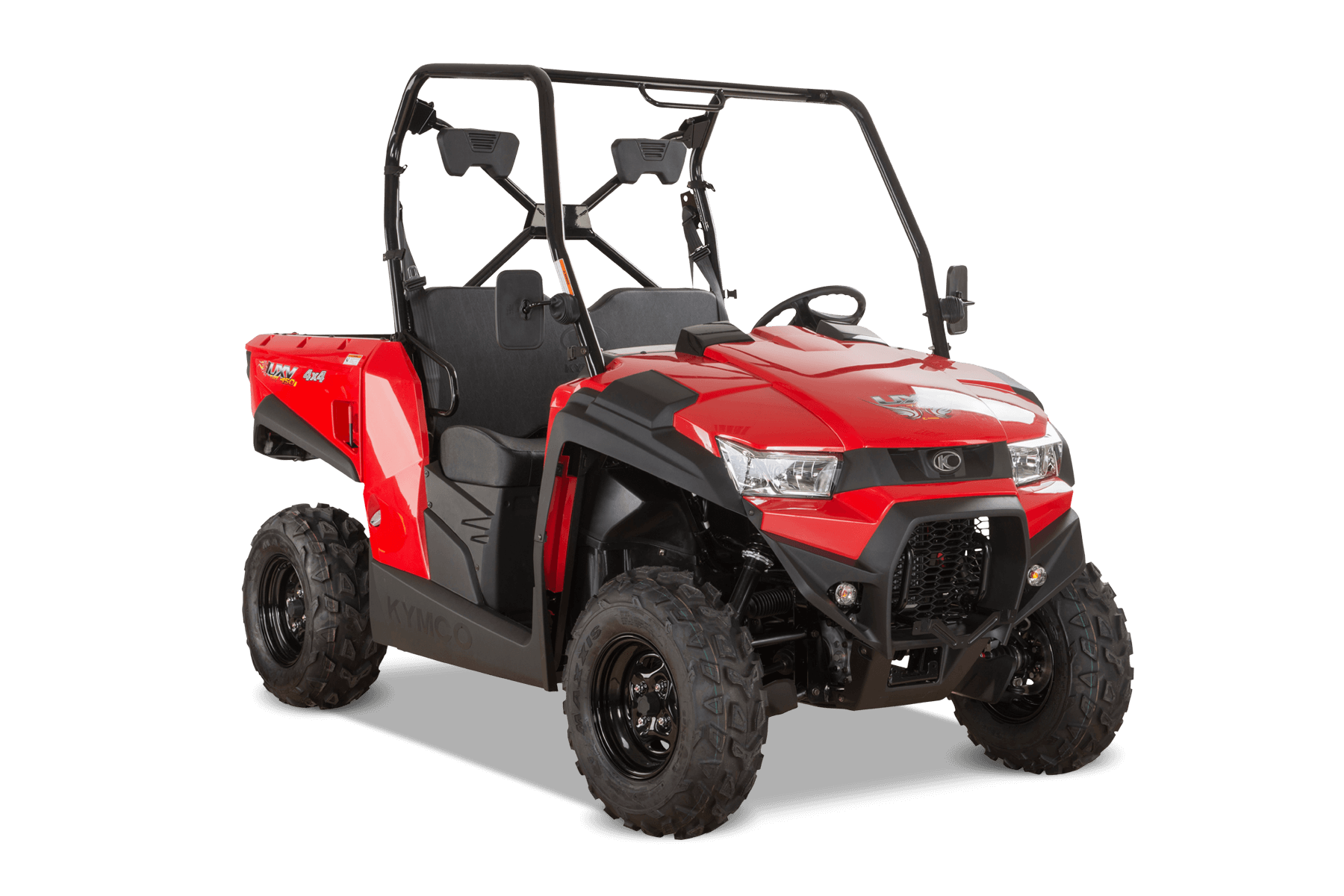 quad side by side utv atv kymco modell 450i top arbeits. Black Bedroom Furniture Sets. Home Design Ideas
