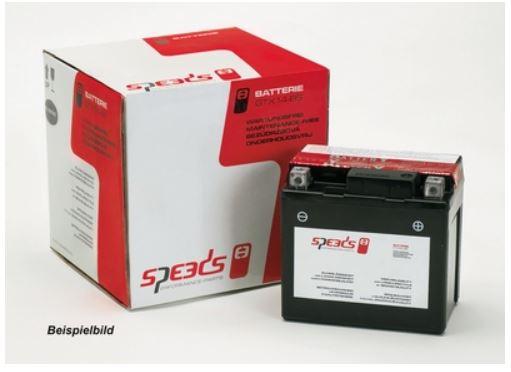 Batterie Fabikat Speeds, passend für Kymco MXU 300