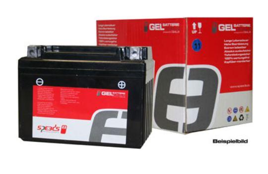 Gel- Batterie Speeds für Kymco MXU 700i