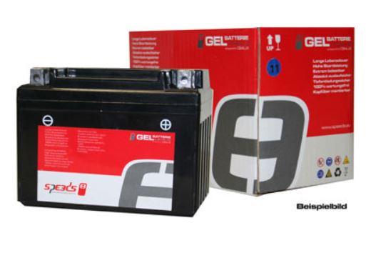 Gel – Batterie Speeds für Kymco MXU 450