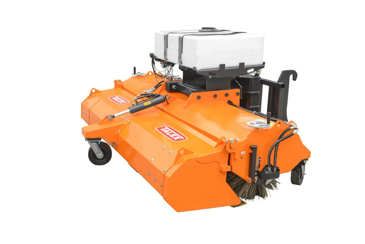 Kehrmaschine Talex Profi Clean 280