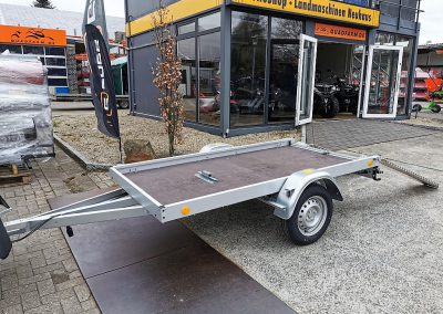 Anhänger Transport ATV