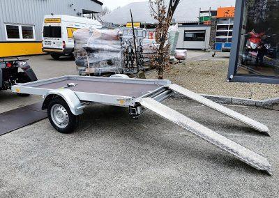 Anhänger Transport ATV Quad