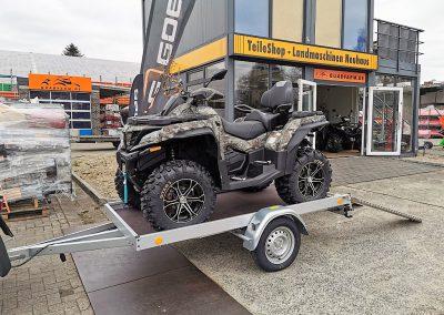 Anhänger ATV Transport