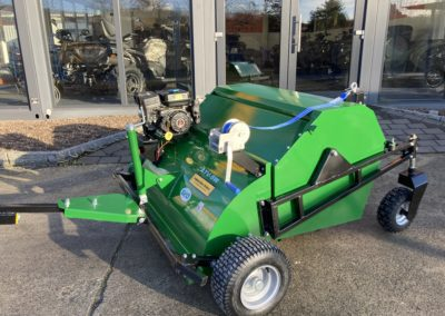 GEO ATV SW Paddock cleaner 1
