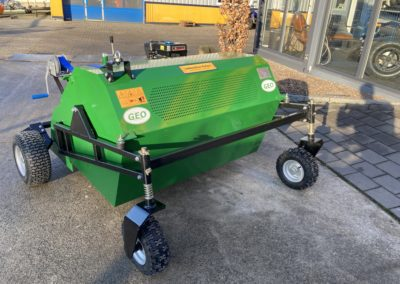 GEO ATV SW Paddock cleaner 9
