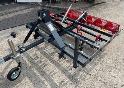 Reitplatzplaner Equus Profi für ATV Quadanbau 4