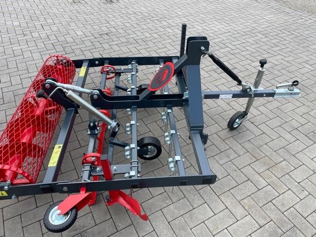 Reitplatzplaner Modell Equus Profi 160 für ATV / Quadanbau