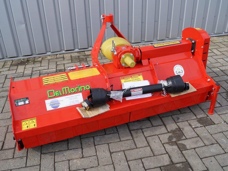Frontanbau – Schlegelmulcher Modell Flipper 158