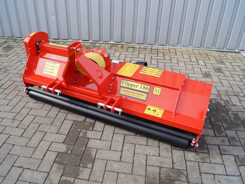 Frontanbau – Schlegelmulcher Modell Flipper 186