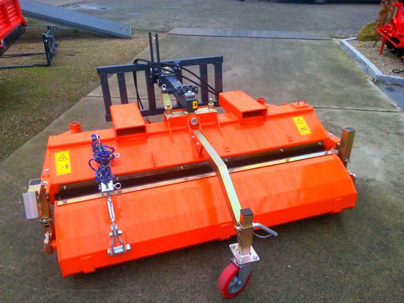 Kehrmaschine Modell Talex SW 230