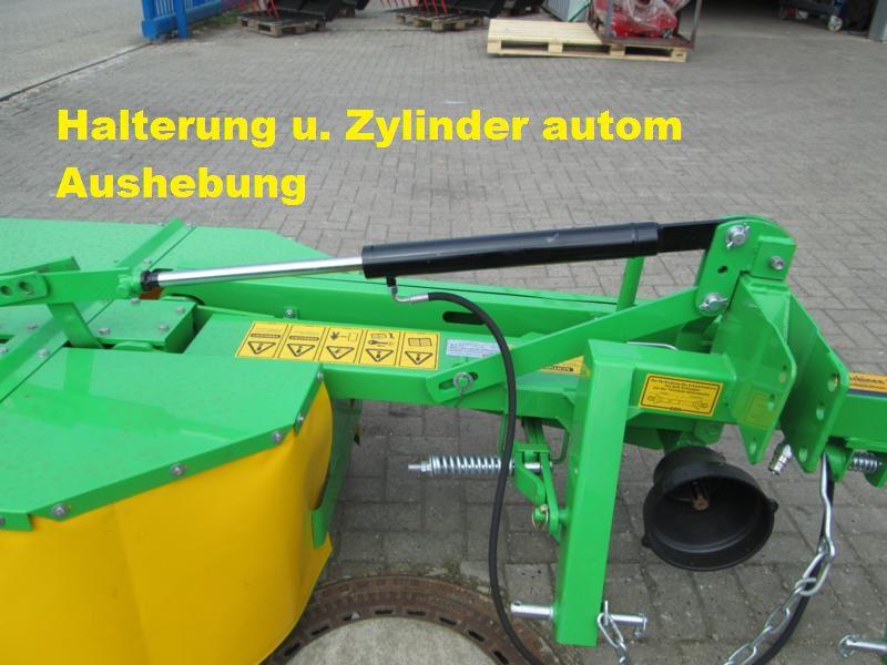 hydraulische Aushebung Mähwerk 1,65